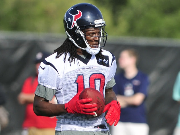 DeAndre Hopkins wows with jump TD: KTRK puts on worst Texans TV ever  CultureMap Houston