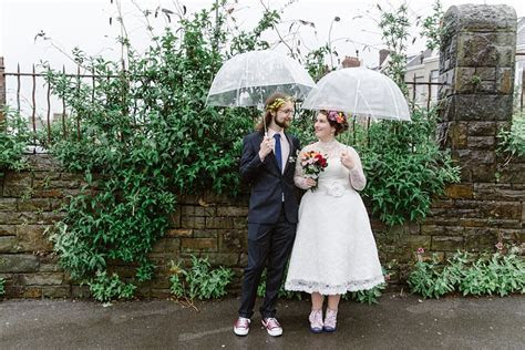 Rainy wedding day advice & top tips   Alternative London