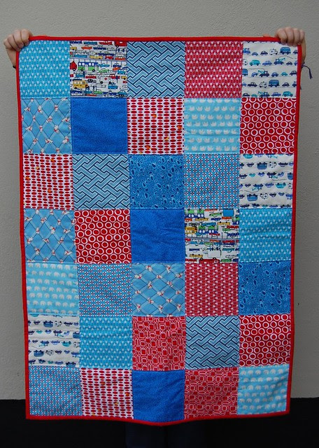 Quilt for Baby M