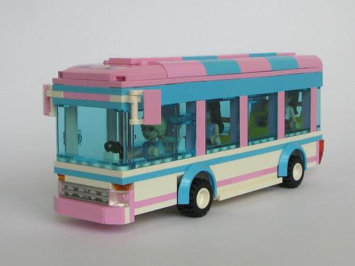 Heartlake Bus Company