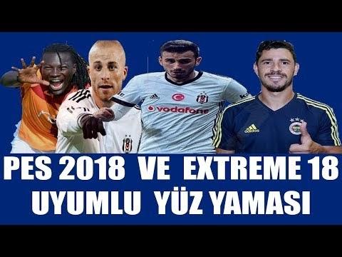 PES 2018 (PC) Gomis,Giuliano,Oguzhan Özyakup Yaması İndir