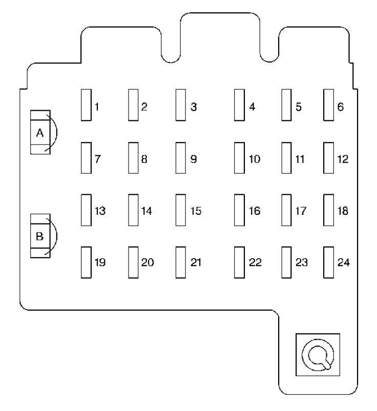 91 Gm Fuse Box Diagram Wiring Diagram Example