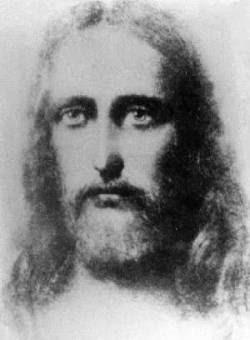 Esta imagen de Jesús es la que Gladys reconoce como Su Rostro. El origen de la misma se remonta a.l