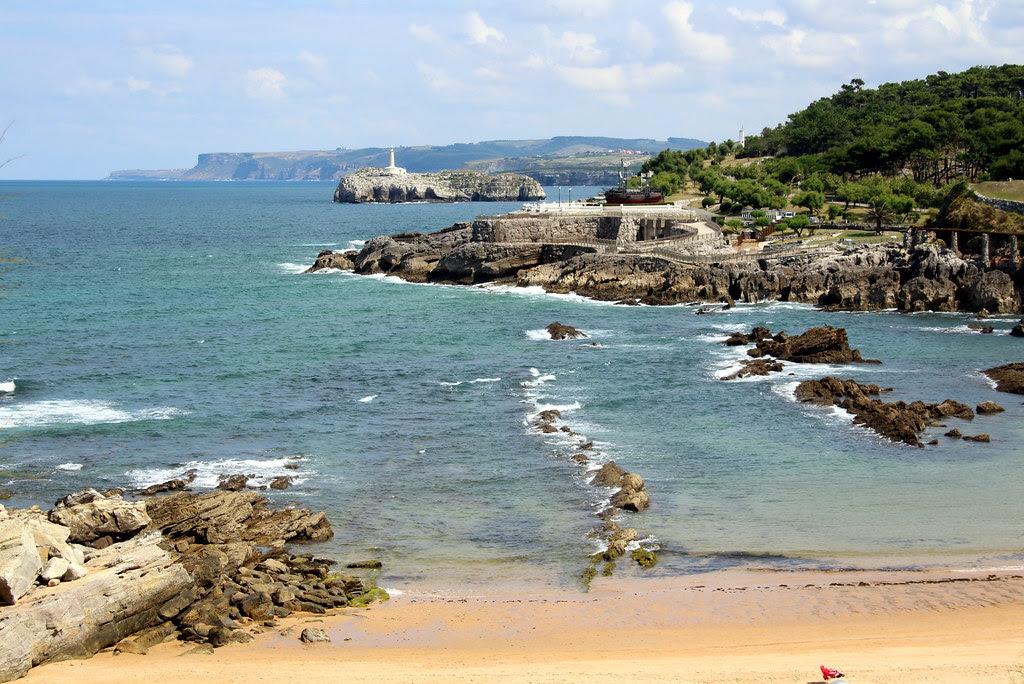 Unas imágenes de Santander