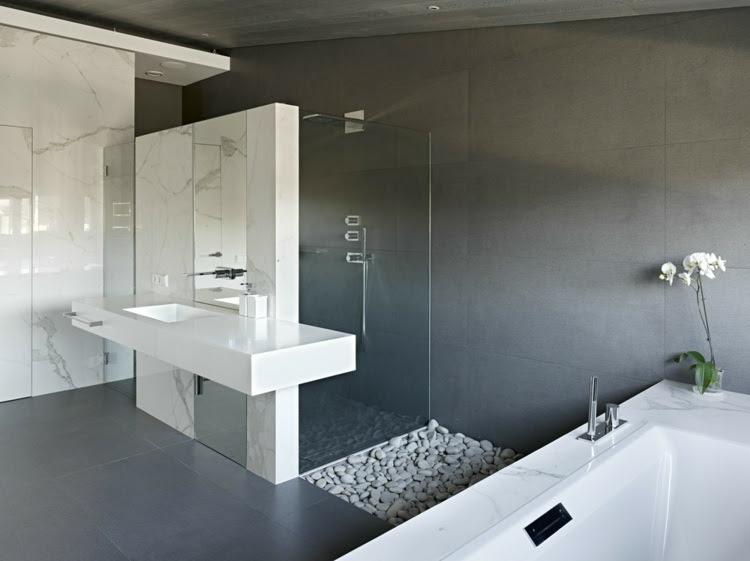 Badezimmer Design - Effektvolle Wohlfühl-Einrichtungen