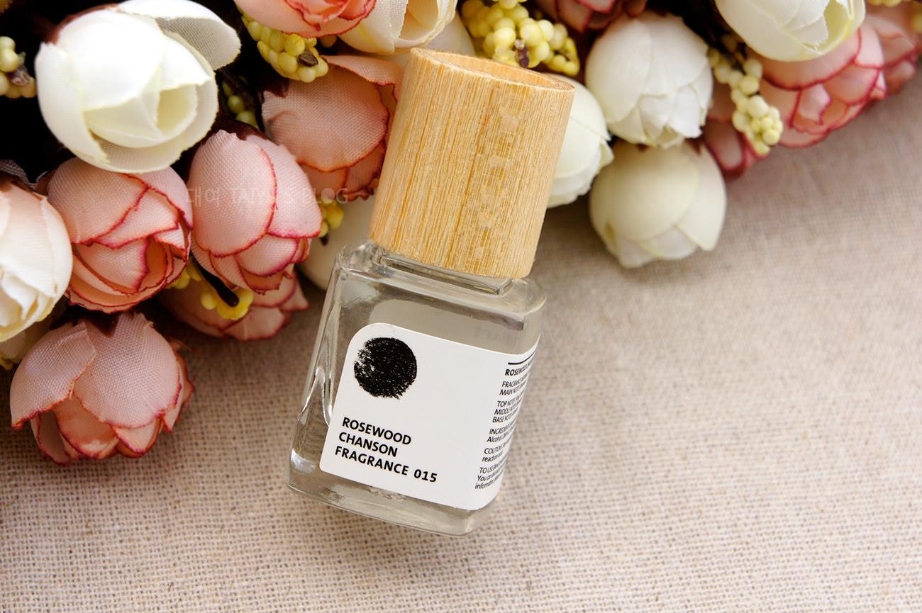 複方香氣 花梨木