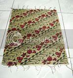 Placemat Mendong Batik AJ