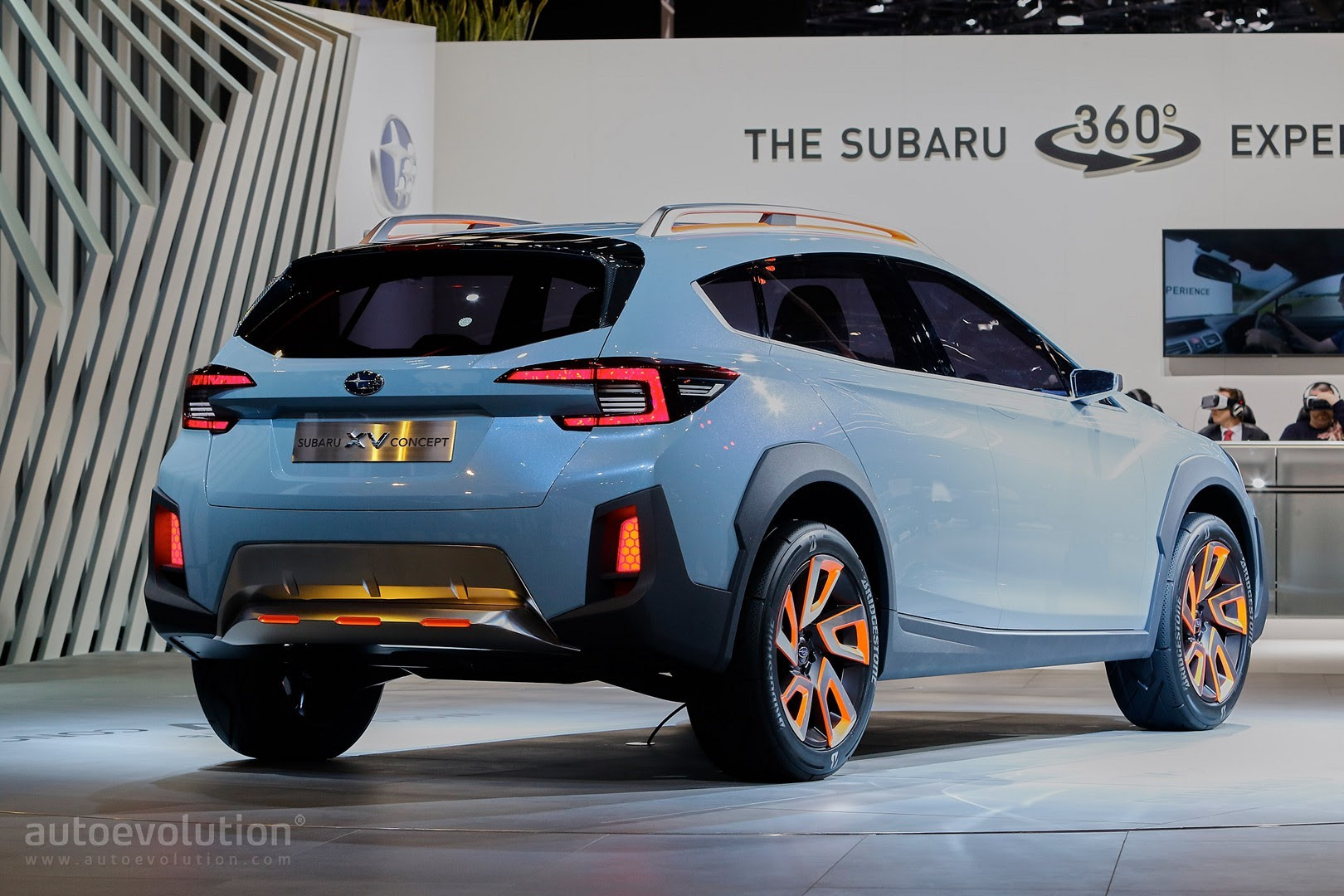 Hasil gambar untuk Subaru XV 2017