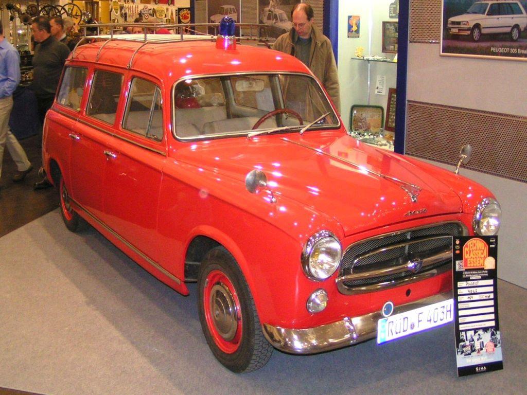 Peugeot 403 Kombi