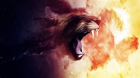 lion face cool wallpaper  wallpaper cool wallpaper