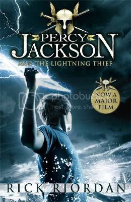 Percy Jackson and the Lightning Theif by Rick Riordan