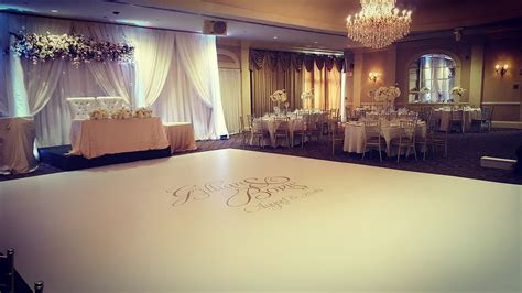 Weddings Dance Floor Design Gallery   GTA Dance Floors