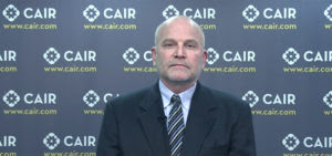 Ibrahim Hooper Spokesperson for the Council on American-Islamic Relations (CAIR)