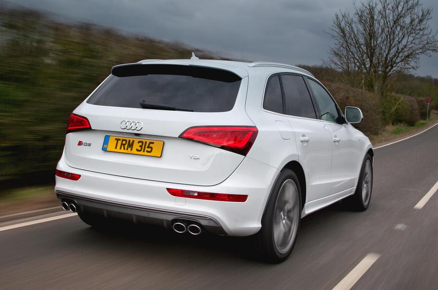 Audi SQ5 Review (2016) | Autocar