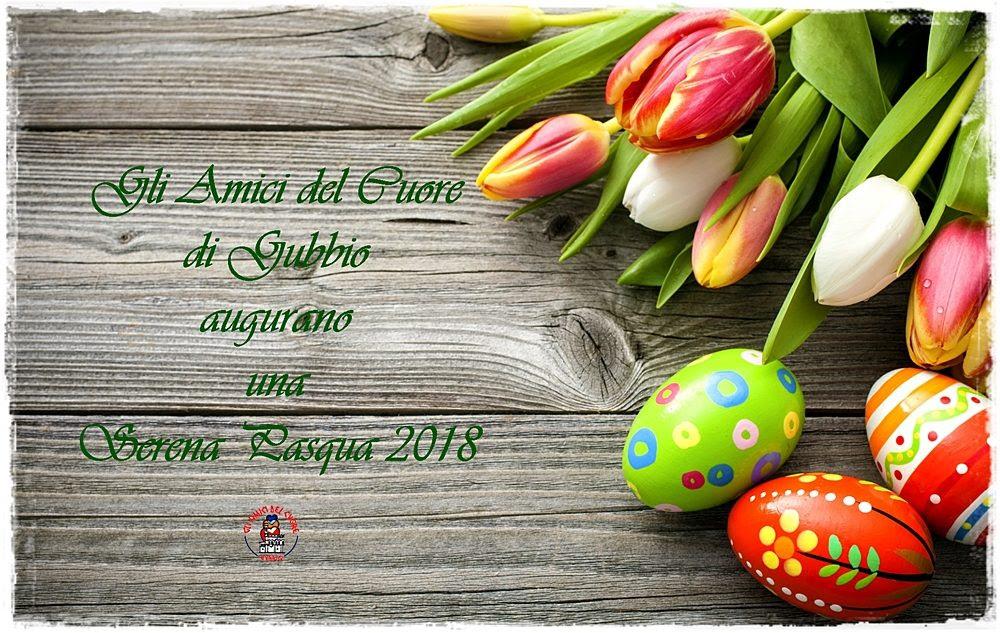 Buona Pasqua 2018 Gli Amici Del Cuore
