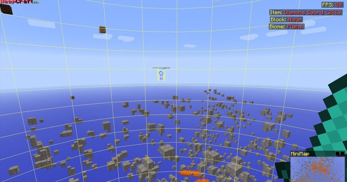 Minecraft Hack Xray 1 8 - Muat Turun e