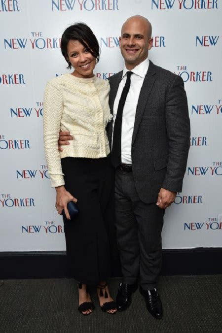 Alex Wagner is Married to Sam Kass since 2014; See her