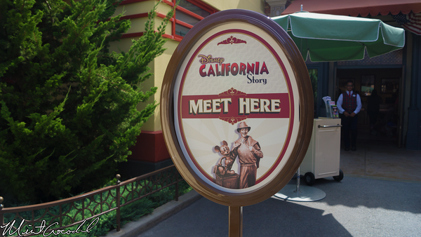 Disneyland Resort, Disney California Adventure, Buena Vista Street, California Story