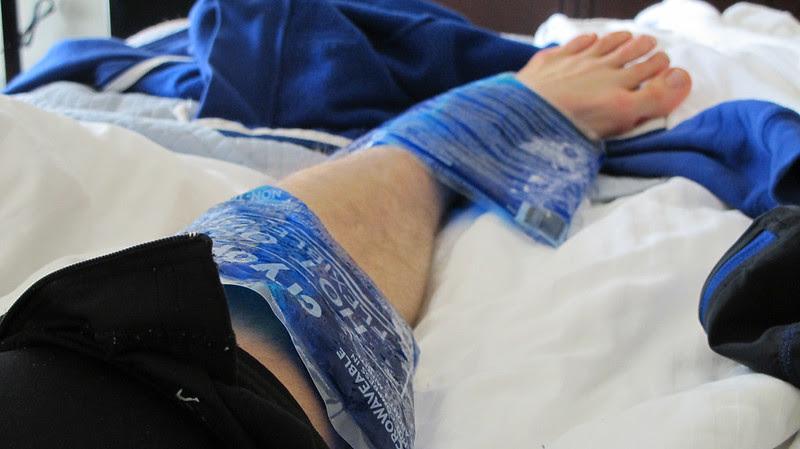 Iced Leg