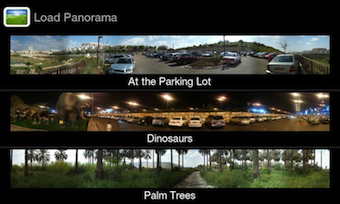 Photaf 3D - Free Android App To Take Panoramic Pictures ...