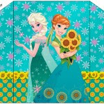 Envelope Convite Frozen Fever Cute