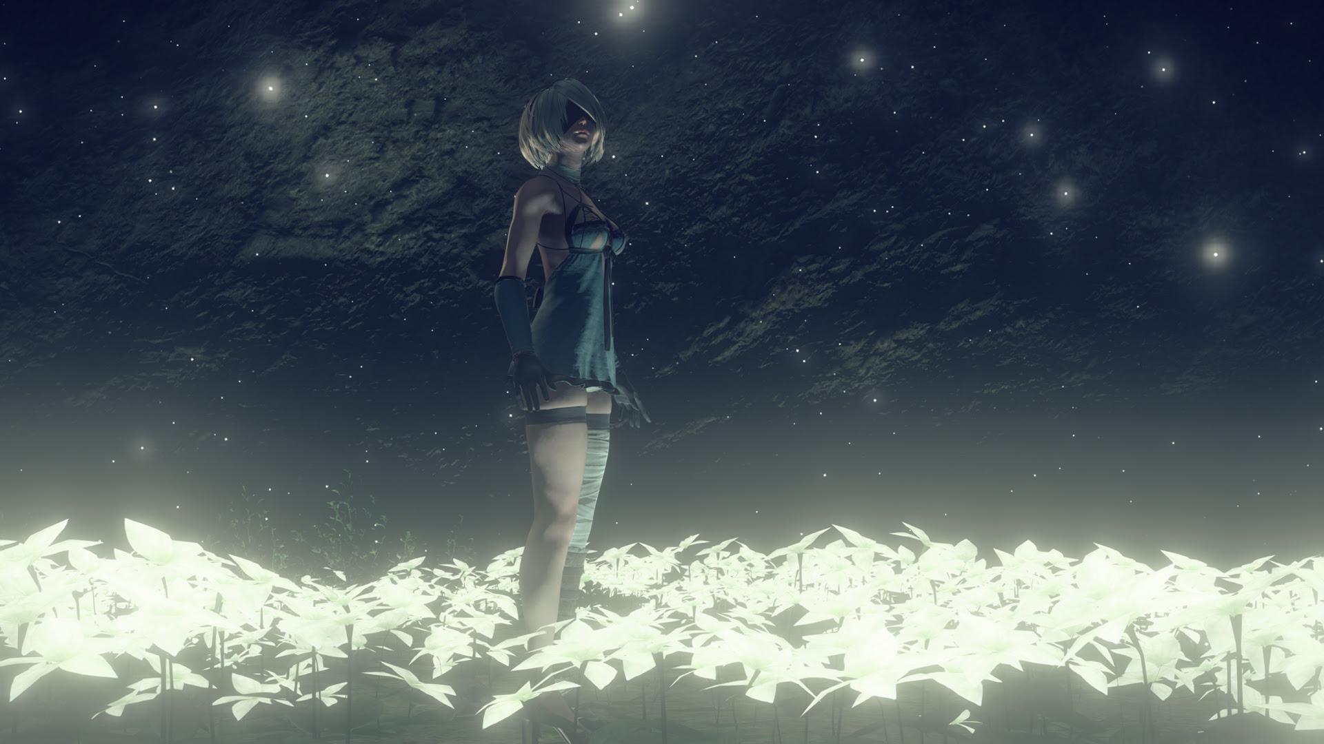 Final Fantasy Brave Exvius just got a whole lotta NieR screenshot