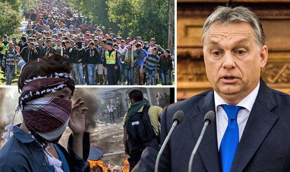 Hungary, referendum, migrants, quota, European Union, Viktor Orban, terrorism, fear, Agnes Kegl