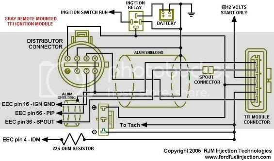 Wiring Diagram  30 Ford Electronic Ignition Wiring Diagram