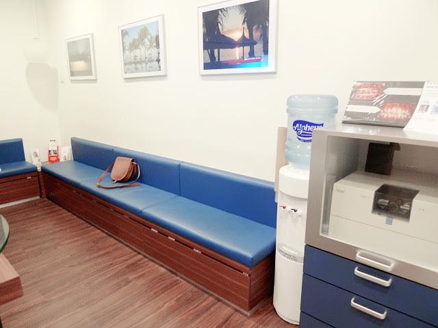omni dental centre tour seats
