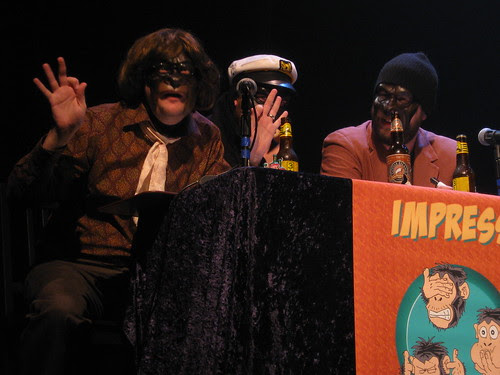Impress These Apes 3 - Historical Re-Enactments