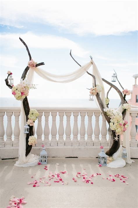 Wedding Ceremony Arch Decor Inspiration & Trends