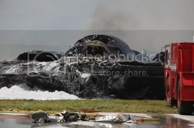 B-2 Bomber Crash