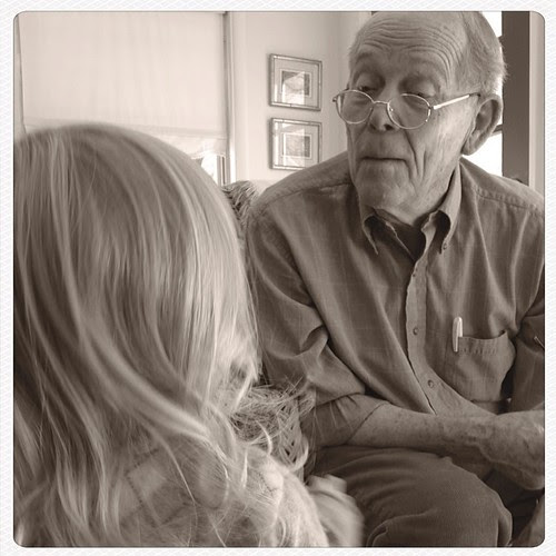 """Papaw says: """"Tell me more, #libbylee , about all the ice cream you deserve…"""" by mrtoastey"""
