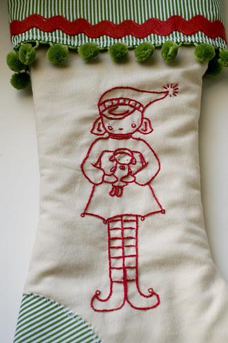 Stitchette Stocking