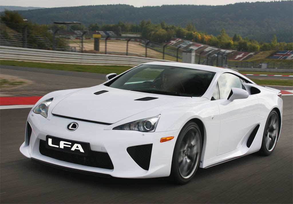 Lexus LFA Photo 18 11135