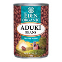Aduki Beans, Organic, BPA free lined can