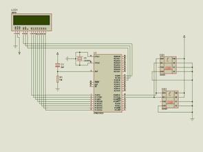 AT89C51 và DS1621 Nhiệt độ cảm biến Nhiệt kế