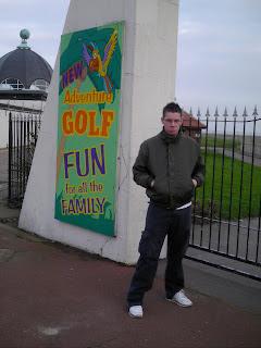 Mini Golf in Great Yarmouth