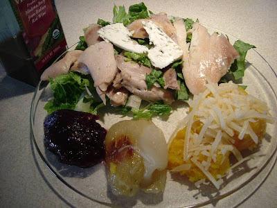 Salad & dinner