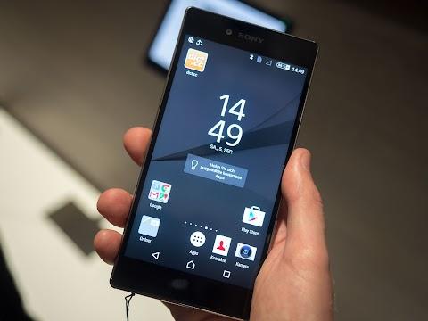 Sony -  Xperia Z5 , Xperia Z5 Compact e Xperia Z5 Premium - Preços