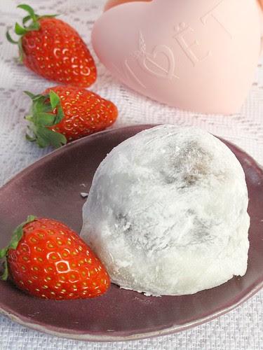 Strawberry Mochi 6
