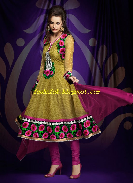 Anarkali-Formal-Party-Wear-Girls-Frock-New-Indian-Pakistani-Designer-Fashion-Dress-5