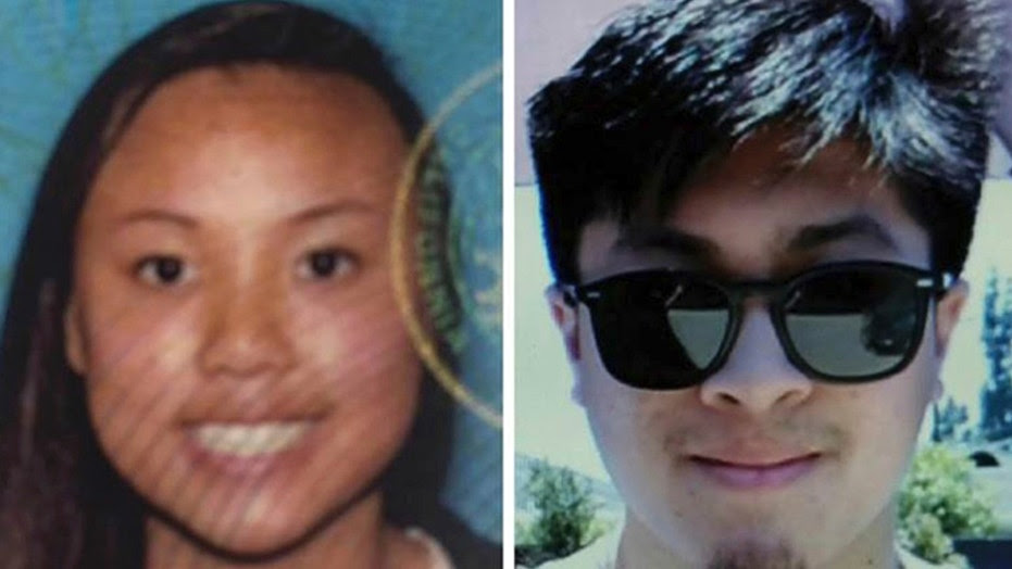 Image result for california hikers found dead in embrace