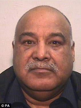 Shabir Ahmed, condamné pour 30 accusations de viol à l'enfance à Rochdale