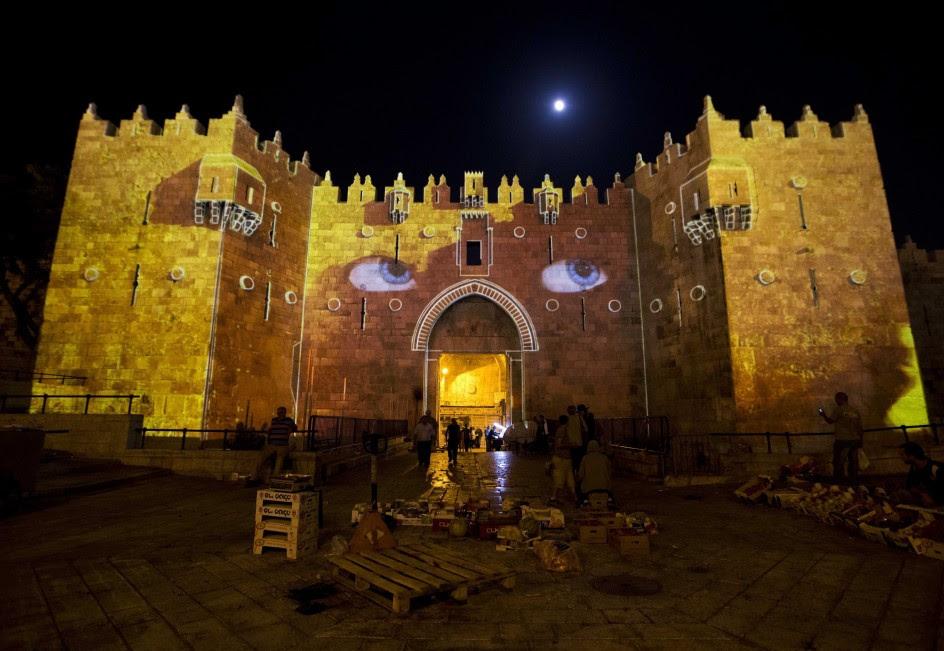 Festival de Luces de Jerusalén