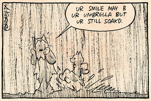 Laugh-Out-Loud Cats #1933 by Ape Lad