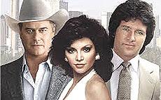 Dallas, serie Tv degli anni '80