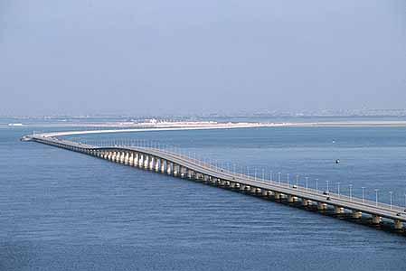 Resultado de imagen para Puente del Rey Fahd