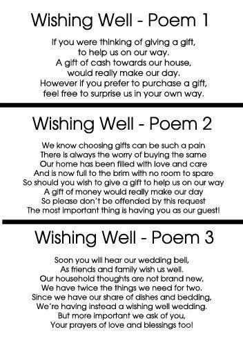 Wishing Well Poems on Pinterest   Hello May, Wishing Well