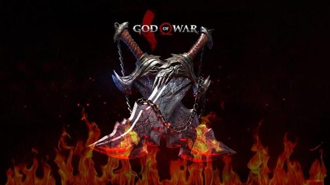 11 Senjata Yang Pernah Digunakan Kratos di God Of War oleh - gamedestiny2.xyz